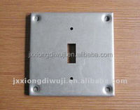 CETL certificate Canadian style metal electronic project enclosure cover