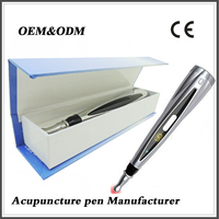 Fashion best selling products acupoint massage pen pencil point needle