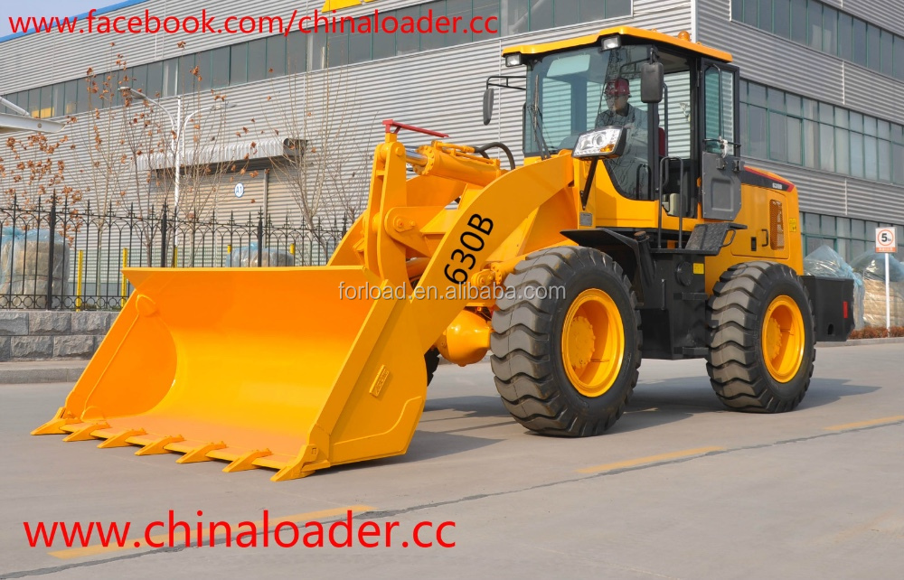 3tons Chinese brand wheel loader with CE certificate for sale