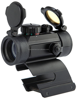 Tactical Red Dot Sight Scope Airsoft Riflescope for 20mm Rail