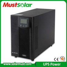 Uninterruptible power supply(UPS) 3KVA 2400W Smart RS232 Double conversion Online UPS