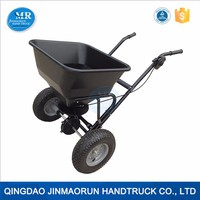China Factory Wholesale Handy Lawn Fertilizer And Sand Spreader