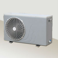 12KW plastic type Air to water energy-saving high cop Swimming pool equipment water heater Heat Pump