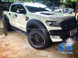 2015 Off Road 4wd wide fender flare for 2015 Ford Ranger accessories
