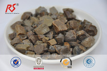TiO2:0.03%max Refining Flux Low TiO2 Calcium aluminate Fused calcium aluminate for bearing steels