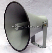 Proof all-weather 18 inch plastic professional horn speaker