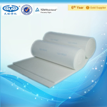Filter Media Rolls Protection Flame Retardant Material