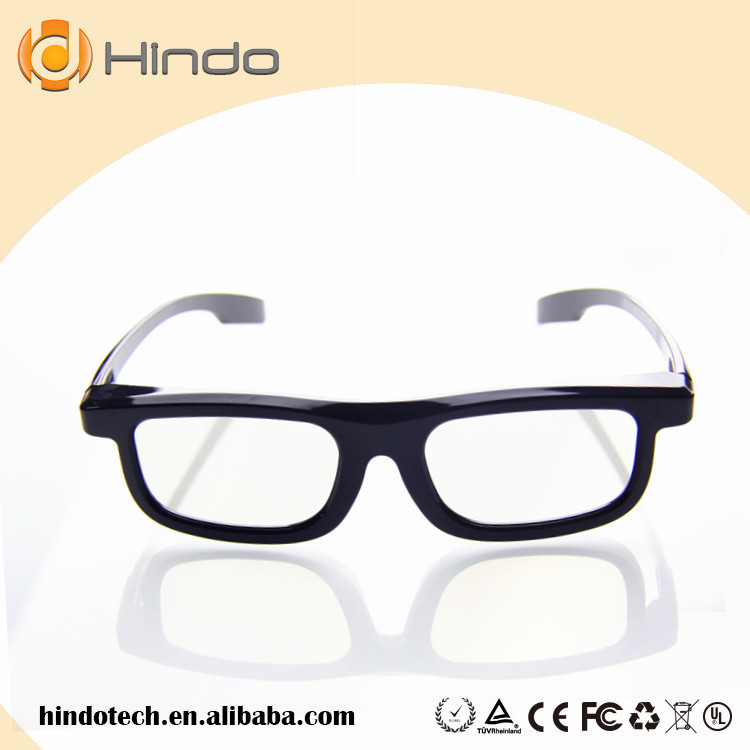Circular Polarized passive 3d glasses Passive Cheap 3D Glasses For DVD Movie Game for 3D TVs and 3D Cinema System
