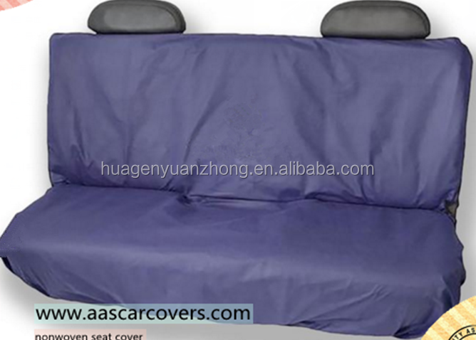 waterproof & recyclable polypropylene Seat Covers For Buses