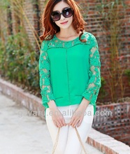 china supplier formal blouse and pants