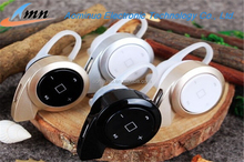 2014 Mini A8 wireless bluetooth in ear headset headphone earphone V4.0 stereo microphone for iPhone Samsung