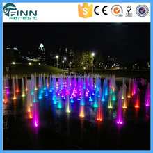 Subwoofer Led Light Show Music Dancing Water Fountain Speaker