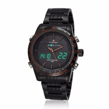 Best quality hot selling leather watch the hot style naviforce watch