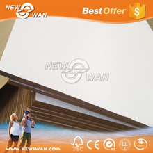White Melamine MDF Sheets / Panels / Melamine Wood
