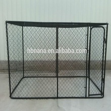 Brand new cheap chain link dog kennel