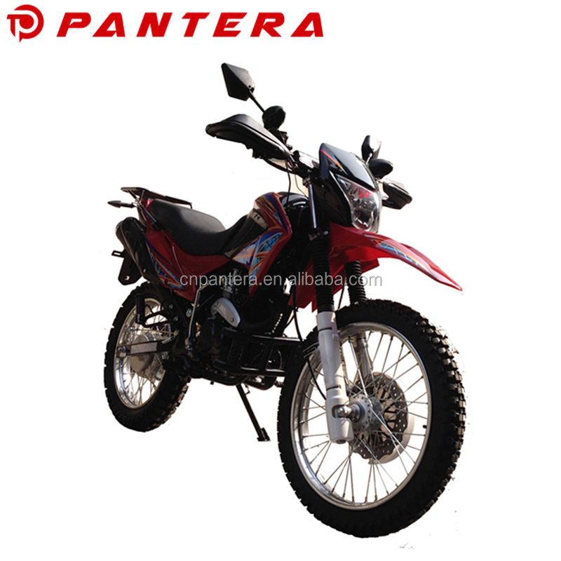 On Road Motorcycle 200cc Off Road Enduro Motorbike Price
