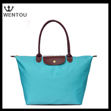 Wholesale fashion lady Large Nylon Tote Bag