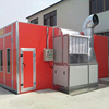 ZM- E Electric Heating Auto Painting Booth CE Car Spray Booth