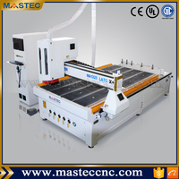 Low Price! Wood Carving Machine / CNC Router For Furniture Engraving Cutting