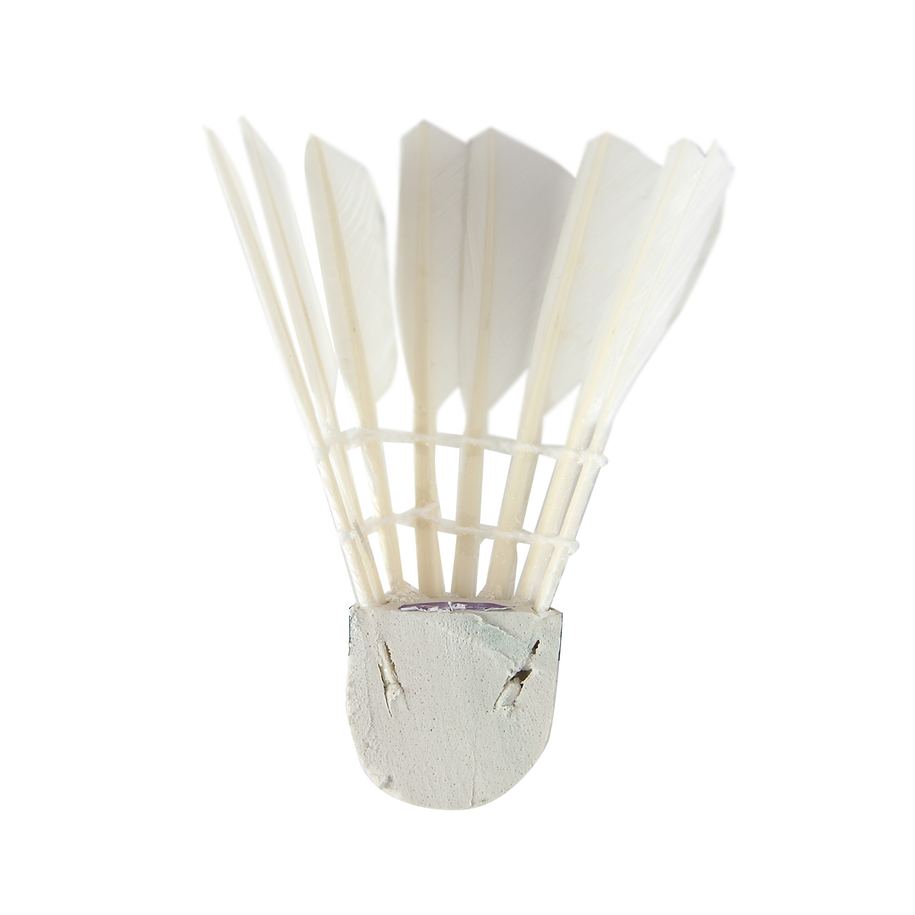 Cheap Price S2 Foam Head B level Feather Shuttlecock Badminton With Shuttlecock Packaging Box