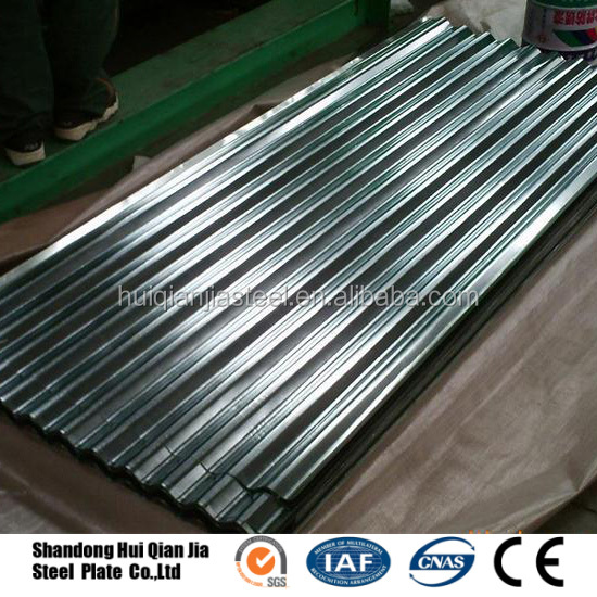 Galvanized Galvalume Corrugated Roofing Iron Sheets