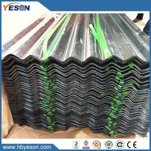 Aluminium zinc corrugated metal steel roofing sheets with many colors