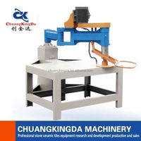 ckd 800/1200 manual stone surface polishing machine, ceramic tile surface polishing machine