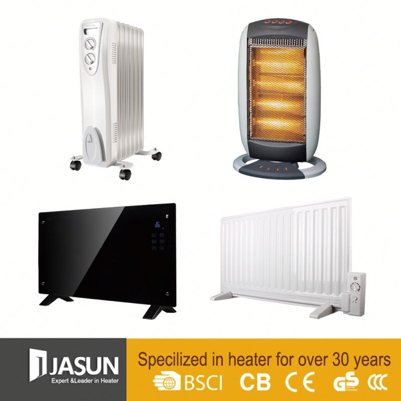 Wholesale cixi Jasun electric home panel mica heater portable rechargeable electric heaters
