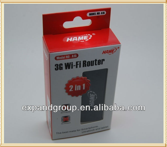 Hame A15 A15 3G Smallest Wifi Router