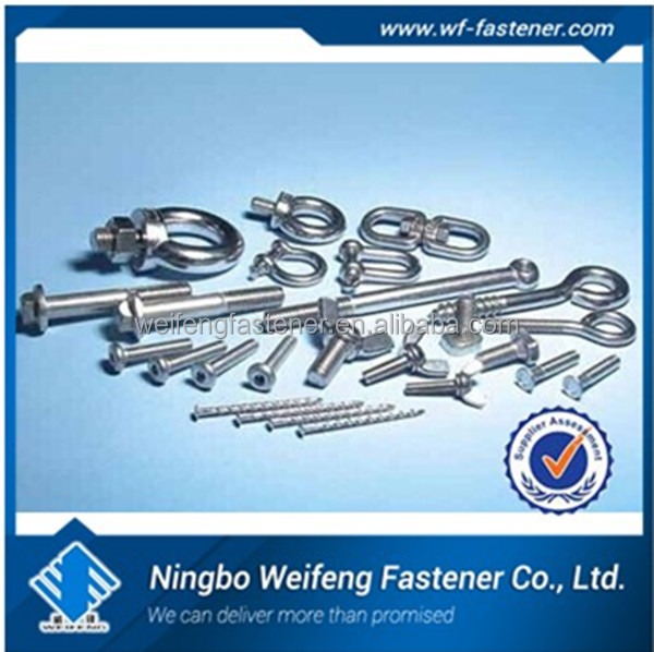 China manufacturers bolt nut screw supplier hardware items pictures