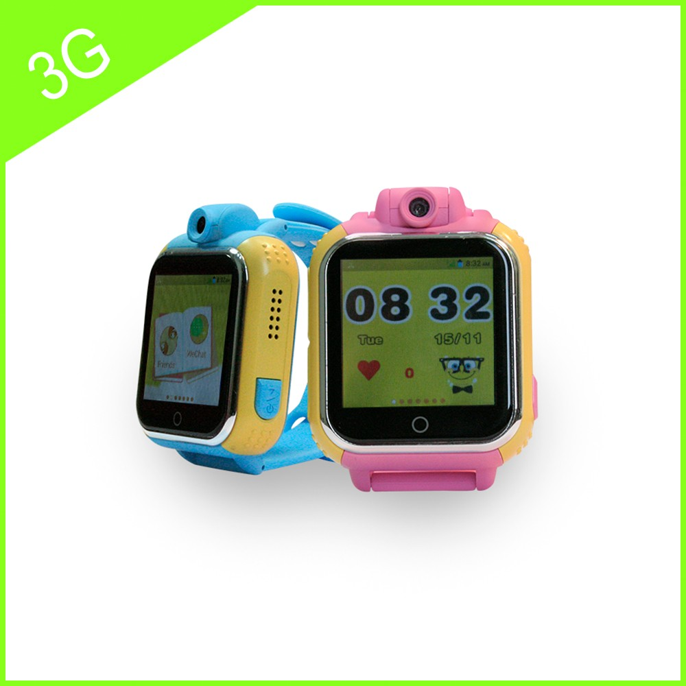 2017 3G Smart Wrist Watch GPS Tracking Device for Kids