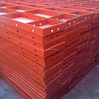 Tianjin TSX Q235 Flat Metal and Aluminium Formwork of structural building materials
