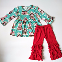 Christmas Baby Wear Clothes Wholesale New