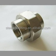 stainless steel 1 inch union hammer union 1502