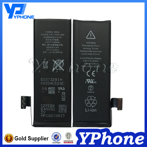 100% new battery batteries for iphone 4s 4 5 5s 5c 6 6s ,battery for IPHONE 4 4S 5 6