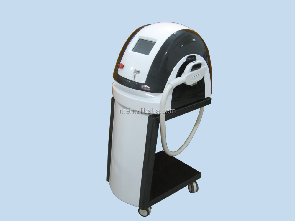 professional Q switched nd yag laser tattoo birthmark removal equipment with CE