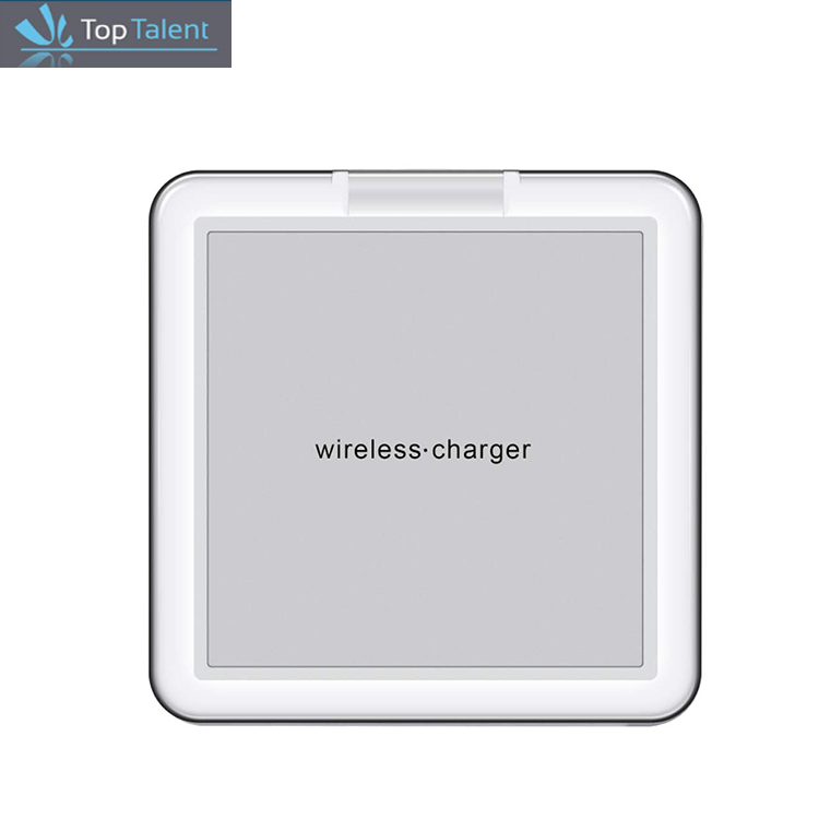 2017 New design wireless charger base Qi standard fantasy wireless charger for iphone and android