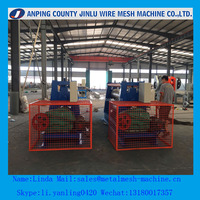 Automatic Expanded Metal Mesh Flatten Machine Factory