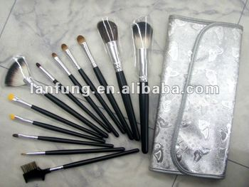Professional cosmetic brush kit (BP1502)