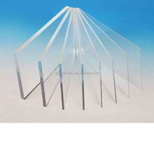 clear acrylic sheet PMMA extruded