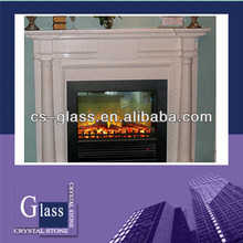 Glass ceramic for fireplace/ceramic glass fireplace doors