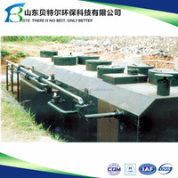 50m3/day Package Sewage Water Treatment Plant, for hospitals, office buildings