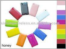 honey Case for iphone 3G 3GS 4G(rubber palette)