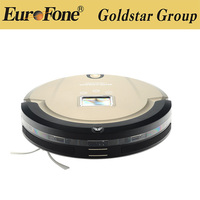2016 Newest robot vacuum cleaner with mop uv light recharging
