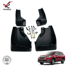 Mud Splash Guards Flaps Mudguards For Subaru Forester SK 2018 2019 Car Parts Accessories