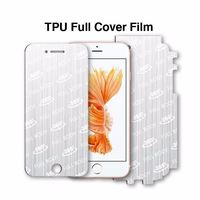 Bestsuit New products 2016 innovative product high clear full size screen guard for iphone7
