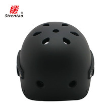 Factory hot sales sport rubber helmets/tt multi function helmet