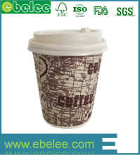 Wholesale eco-friendly paper coffee cups