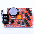 New HD-U6B led scrolling display huidu controller for LED all types module.