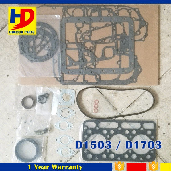 Diesel Engine Gasket Kit D1703 D1503 V2203 V2003 V1505 V2403